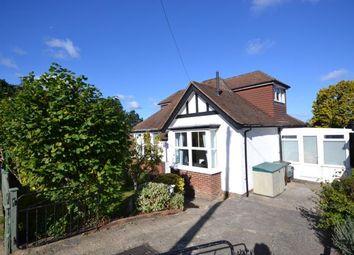 Thumbnail 4 bed detached house for sale in Fairfield Avenue, Tunbridge Wells, Kent