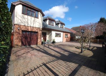 Thumbnail 4 bed detached house for sale in Branksome Avenue, Stanford Le Hope