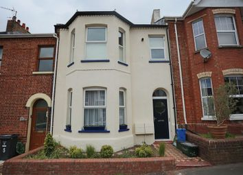 Thumbnail 1 bed flat for sale in Ground Floor Flat, Raleigh Road, Exmouth