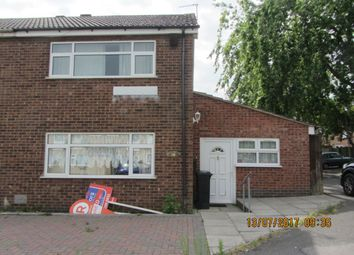 Thumbnail 2 bed semi-detached house to rent in Balisfire Grove, Leicester