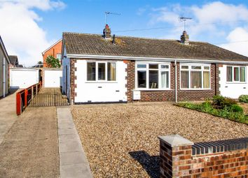 Thumbnail 2 bed semi-detached bungalow for sale in South Parade, Leven, Beverley
