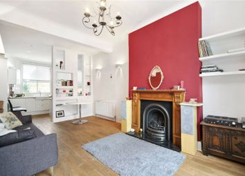 Thumbnail 3 bed flat to rent in St Pauls Crescent, London