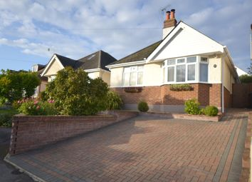 Thumbnail 3 bedroom detached bungalow for sale in Kent Road, Parkstone, Poole