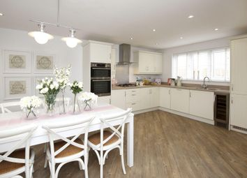 "Thumbnail 4 bed detached house for sale in ""Thornbury"" at Attwood Road, Zone 1, Burntwood Business Park, Burntwood"
