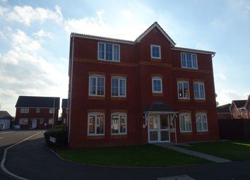 Thumbnail 2 bedroom flat to rent in Tennyson Drive, Blackpool