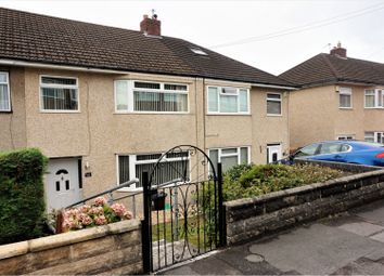 Thumbnail 3 bed terraced house for sale in The Twynings, Kingswood