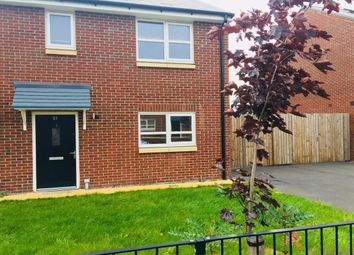 Thumbnail 3 bed semi-detached house to rent in Gabriel Close, Manchester