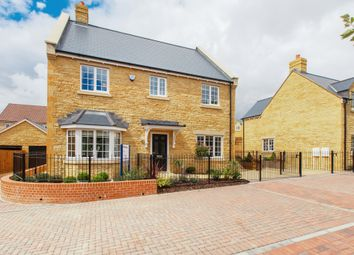 Thumbnail 4 bed detached house for sale in The Ivel, Cotswold Gate, Walterbush Road, Chipping Norton, Oxon