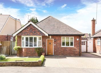 Thumbnail 3 bed detached house for sale in Highfield Crescent, Northwood, Middlesex