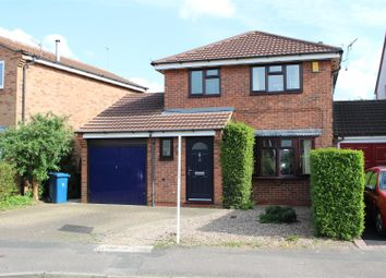 Thumbnail 3 bed property for sale in Melford Hall Drive, West Bridgford, Nottingham