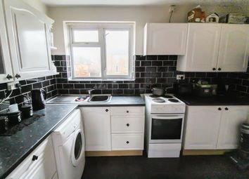 Thumbnail 1 bed flat for sale in Brunswick Road, Cannock