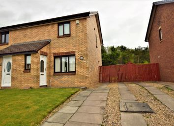 Thumbnail 3 bed semi-detached house for sale in Nelson Crescent, Motherwell