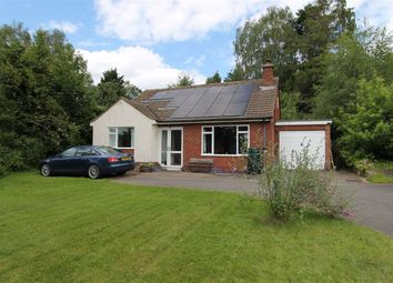 Thumbnail 3 bed detached bungalow for sale in Pontshill, Ross-On-Wye