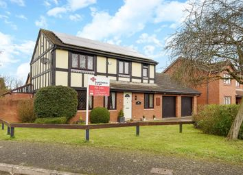 Thumbnail 5 bed detached house for sale in Belmont, Hereford