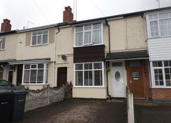Thumbnail 3 bed terraced house for sale in Hawkesley Mill Lane, Northfield, Birmingham, West Mildands