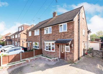 Thumbnail 4 bed semi-detached house for sale in Tudor Road, St. Albans