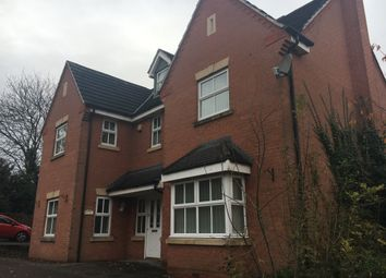 Thumbnail 5 bed detached house to rent in Barons Close, Kirby Muxloe