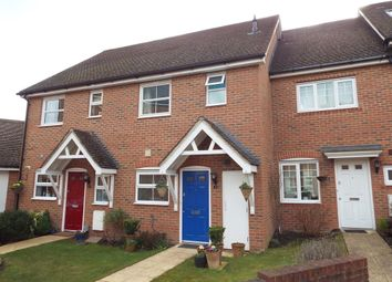 Thumbnail 2 bedroom terraced house for sale in Chertsey Street, Fleet