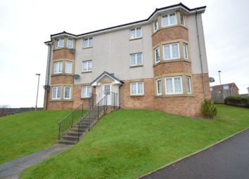 Thumbnail 2 bed flat for sale in Meiklelaught Place, Saltcoats, North Ayrshire