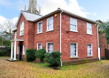 Thumbnail 4 bed detached house to rent in Glebe Road, Reading