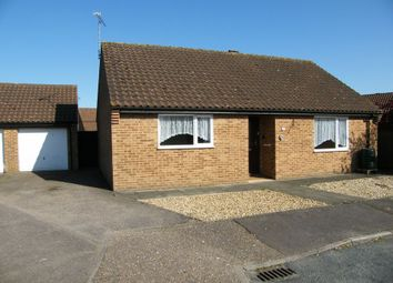 Thumbnail 2 bed detached bungalow to rent in Salhouse Drive, Swaffham