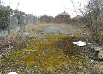 Thumbnail Land for sale in West Street, Crewe