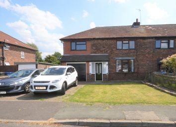 Thumbnail 4 bed semi-detached house for sale in Chapel Lane, Appleton Thorn, Warrington