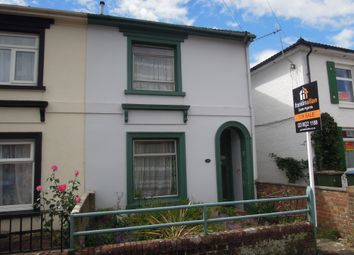 Thumbnail 3 bedroom end terrace house for sale in Sir Georges Road, Southampton