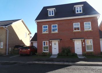 Thumbnail 4 bed semi-detached house to rent in Neals Crescent, Grantham