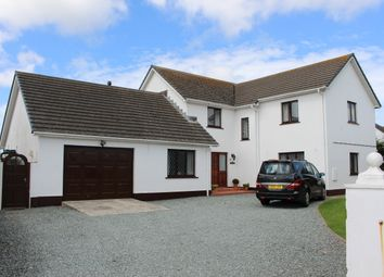 Thumbnail 5 bed detached house for sale in Sandyhaven Drive, Herbrandston, Milford Haven