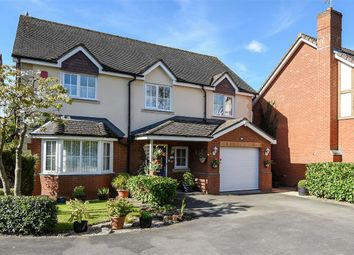 Thumbnail 4 bed detached house for sale in Harrow Way, Sindlesham, Berkshire