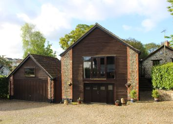 Thumbnail 5 bed detached house for sale in Mill Lane, Fremington, Barnstaple