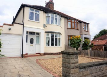 Thumbnail 3 bedroom semi-detached house for sale in Tullimore Road, Liverpool