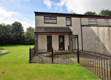 Thumbnail 3 bed end terrace house for sale in Pentland Place, Irvine