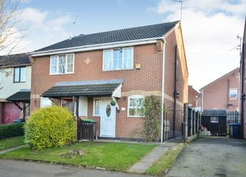 2 bed semi-detached house for sale in Lindleys Court, Kirkby-In-Ashfield, Nottingham, Nottinghamshire NG17