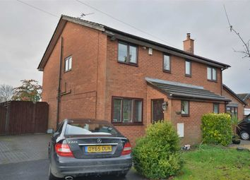 Thumbnail 3 bed semi-detached house for sale in Alfred Road, Lowton, Warrington
