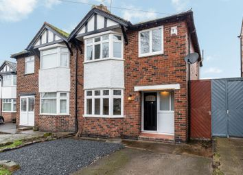 Thumbnail 3 bed semi-detached house to rent in Chaddesden Lane, Chaddesden, Derby