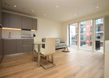 Thumbnail 1 bed flat to rent in Tyger House, Woolwich Arsenal