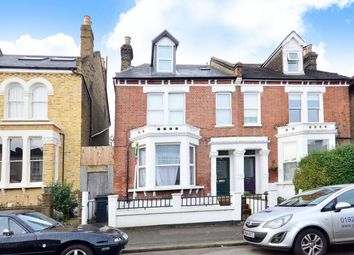 Thumbnail 2 bed flat for sale in Thurlestone Road, West Norwood, London