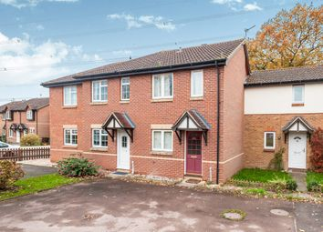 Thumbnail 2 bed semi-detached house for sale in Wensum Drive, Didcot