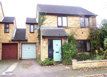 Thumbnail Link-detached house for sale in Great North Road, Wyboston, Bedford, Bedfordshire