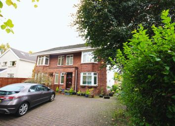 Thumbnail 3 bed semi-detached house for sale in Beech Avenue, Dumbreck, Glasgow