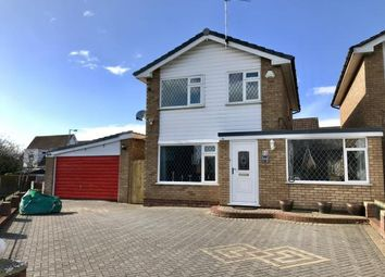 Thumbnail 3 bed detached house for sale in Cambridge Avenue, Winsford, Cheshire