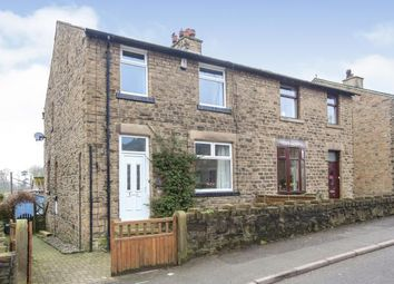 3 bed semi-detached house for sale in Macclesfield Road, Whaley Bridge, High Peak, Derbyshire SK23