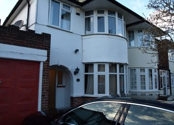 Thumbnail 3 bed semi-detached house to rent in South Close, Middlesex