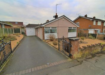 Thumbnail 3 bed detached bungalow for sale in Burton Drive, Wrexham