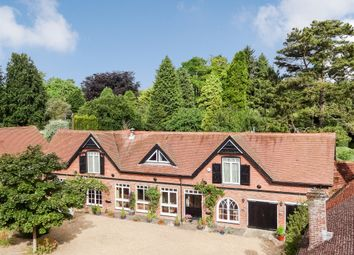 Thumbnail 4 bed barn conversion for sale in West Leith, Tring