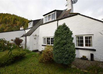 Thumbnail 3 bed cottage for sale in Glenlia, Foyers, Inverness