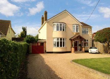 Thumbnail 5 bed detached house for sale in Church End Lane, Runwell, Wickford