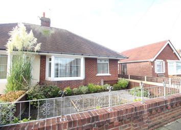 Thumbnail 2 bed semi-detached bungalow for sale in Tennyson Avenue, Thornton-Cleveleys
